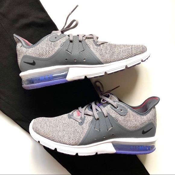 le scarpe nike air max successivi 3 grey in scarpe da ginnastica poshmark